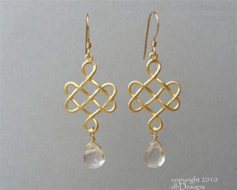 how to make celtic knot jewelry how to make celtic knot earrings jewelry 2015 personal