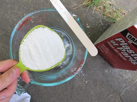 diy chalk paint using plaster of learn how to make your own chalk style paint how tos diy
