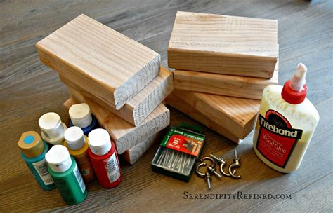holders to make serendipity refined how to make easy wooden