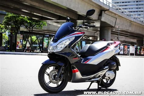 Pcx 2018 Deluxe by Honda Pcx 150 Sport Estreia Como Vers 227 O Mais Agressiva