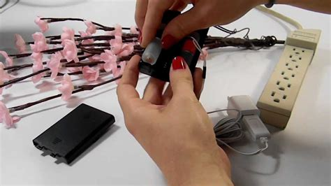 convert lights to battery convert aa battery pack to ac electric in for battery