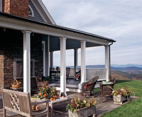 covered porch ideas 17 back porch designs ideas design trends premium