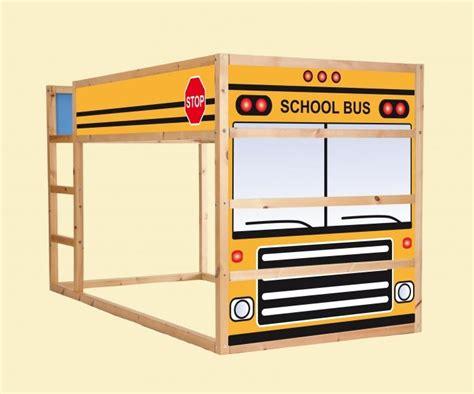 Aufkleber Entfernen Von Möbeln by Aufkleber F 252 R Das Hochbett Ikea Kura Quot School Bus