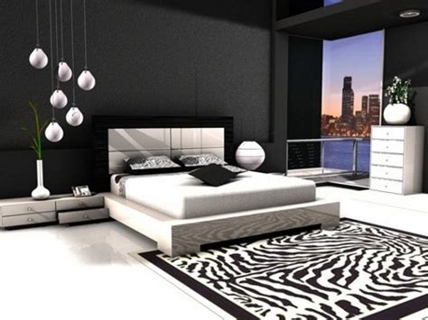 black bedroom designs contemporary black and white bedroom design sleek and