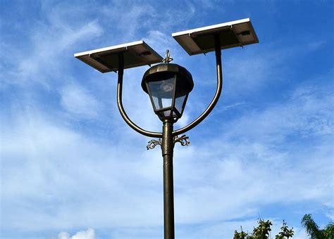 solar powered lights cost solar powered led lights gaining ground solar