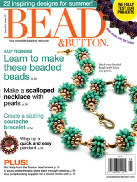 button magazine published work kerrie slade