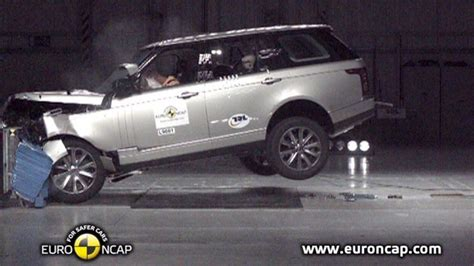 Range Rover Crash Test Ratings by Land Rover Range Rover Crash Test Ncap