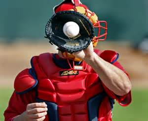what do the in a catcher metaphors rane s