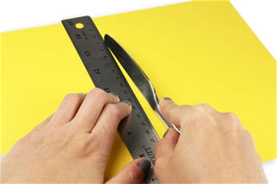 scoring tool for card bone folder tool