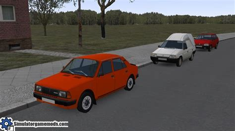 Car Wallpaper Pack Zip by Omsi 2 Skoda Traffic Car Package Simulator Mods