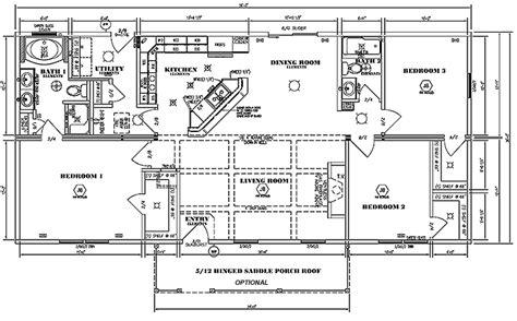 custom ranch floor plans simple custom ranch house plans placement house plans 18454