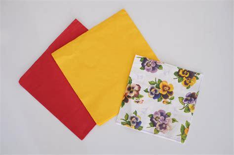 origami paper napkins how to make origami fan jewelpie