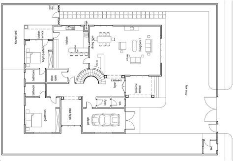 ground floor plans house house plans odikro house plan groundfloor