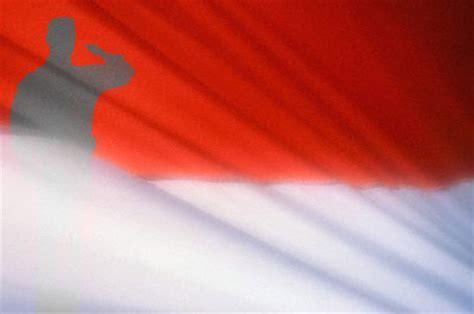 bendera merah putih aspal putih cybermales the knownledge