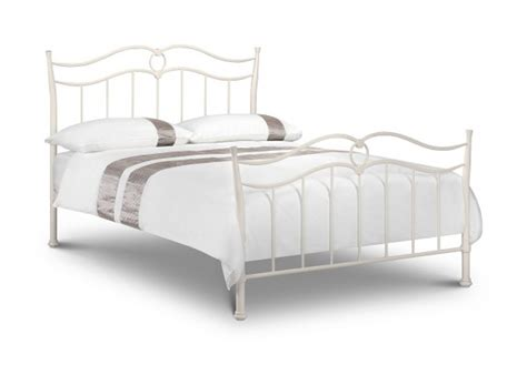 white metal bed julian bowen 3ft single white metal bed
