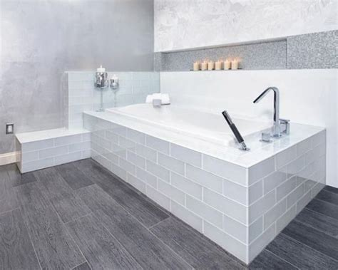 modern bathroom flooring 29 vinyl flooring ideas with pros and cons digsdigs