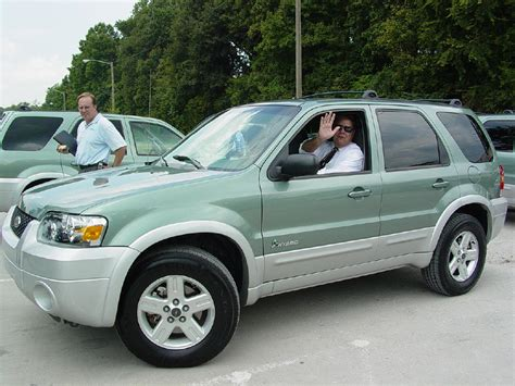Ford Escape 2005 by 2005 Ford Escape Information And Photos Momentcar