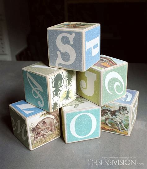 decoupage photos on wood blocks 1000 images about decoupage blocks on wood