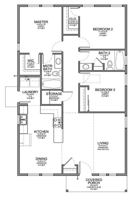 small house layout 17 best ideas about small house layout on