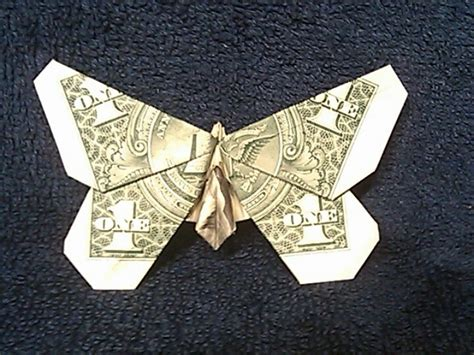 money origami butterfly butterfly money origami