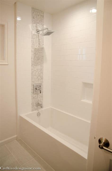 bathroom shower and tub ideas best 25 tub shower combo ideas on shower tub