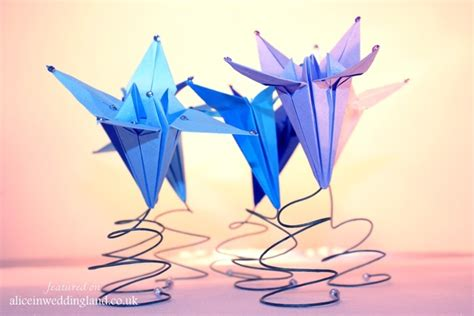 cool origami flower cool funky origami flowers deflowered inspiration