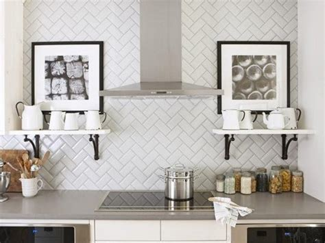 subway kitchen backsplash pattern potential subway backsplash tile centsational