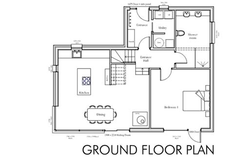 how to build a floor for a house floor plan self build house building home architecture plans 30210