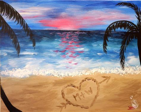 paint with a twist san angelo in paradise tuesday april 25 2017 painting with