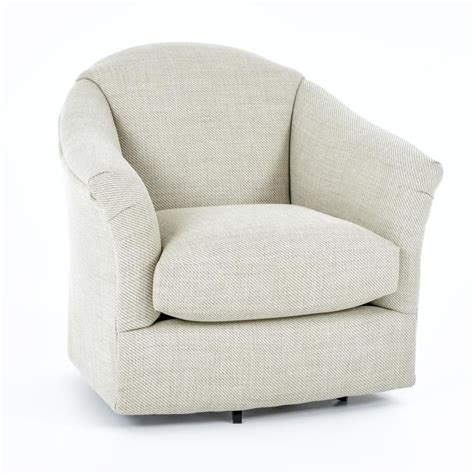 swivel upholstered chairs best home furnishings chairs swivel glide darby swivel