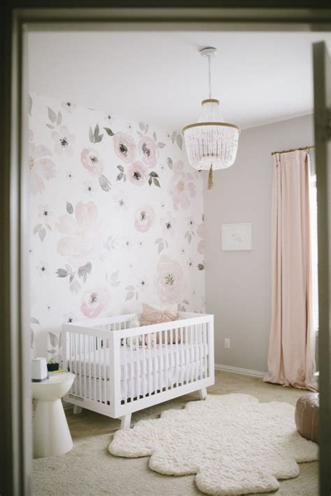 Flower Wall Stickers For Bedrooms 25 best ideas about baby girl rooms on pinterest baby