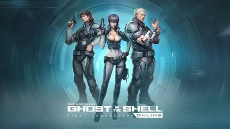Ghost In The Shell New Artwork
