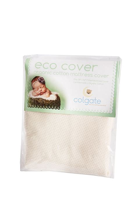 baby crib mattress cover organic waterproof crib mattress cover naturepedic