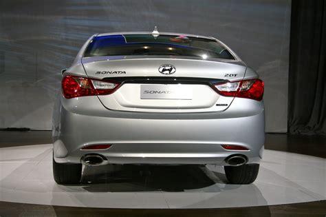 2011 Hyundai Sonata Turbo by 2011 Hyundai Sonata Turbo Live In Ny Photo Gallery Autoblog
