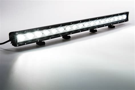 bar led lights 30 quot road led light bar 90w 7 200 lumens led