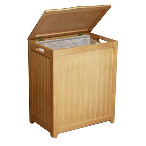 rectangular laundry oceanstar rectangular wood laundry her with interior