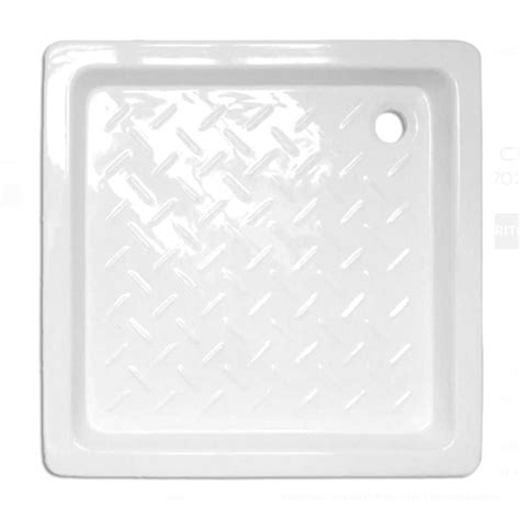 platos de ducha 70x70 plato de ducha cer 225 mico cuadrado 70x70 tegler materiales