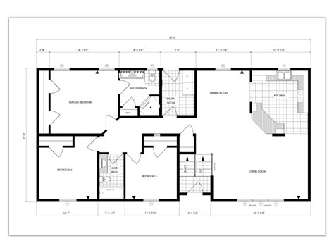 1500 sq ft ranch house plans 1500 square foot ranch house plans single story house