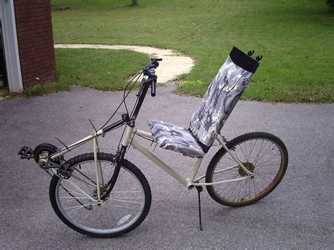 Modifications Of Bicycle by Diy No Weld Recumbent Trikes And Bikes My Recumbent