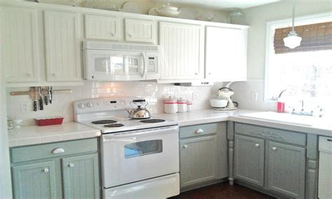 Kitchen Ideas With White Appliances by Wall Cabinets For Office Kitchen Cabinet Colors With