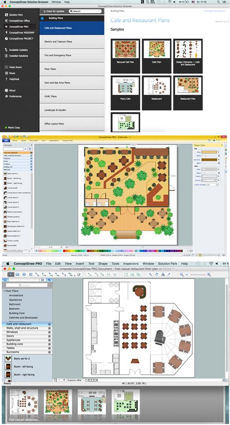 windows floor plan software restaurant floor plan software