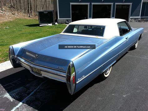 1968 Cadillac Coupe by 1968 Cadillac Coupe De Ville
