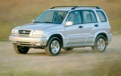 2000 Suzuki Vitara by 2000 Suzuki Grand Vitara Information And Photos