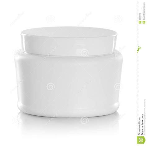 pot ou emballage vide pour le produit cosm 233 tique photo stock image 34998760