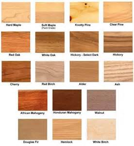 types of woodwork 25 best ideas about wood types on types of
