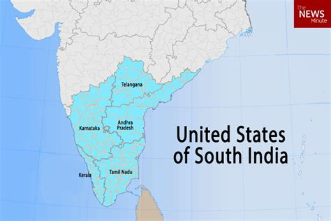 the south united states of south india can a southern collective