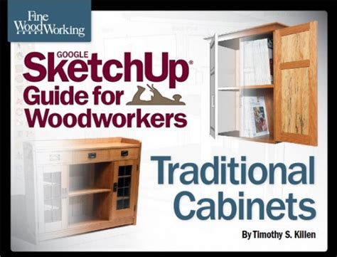 sketchup guide for woodworkers announcement my new ebook sketchup and traditional