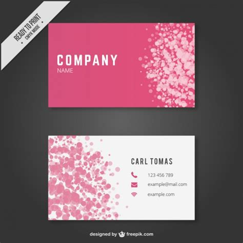 card downloads abstract business card template vector free