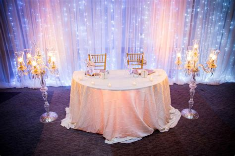 drapes and lights for weddings 93 wedding curtain backdrops wedding drapery with