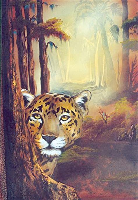 bob ross paintings of animals 187 bob ross wildlife painting jaguar deut untertitel